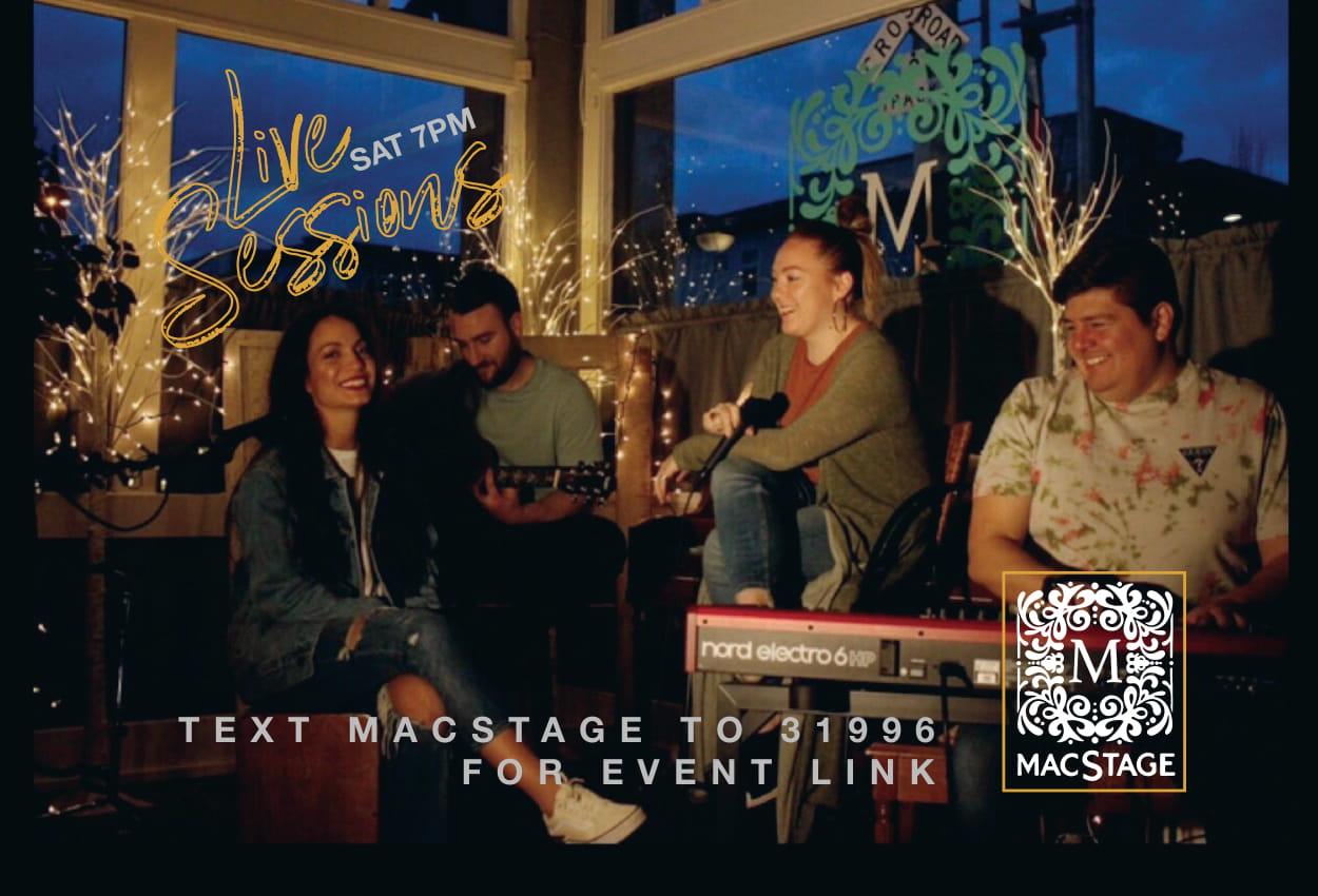 macstage live session